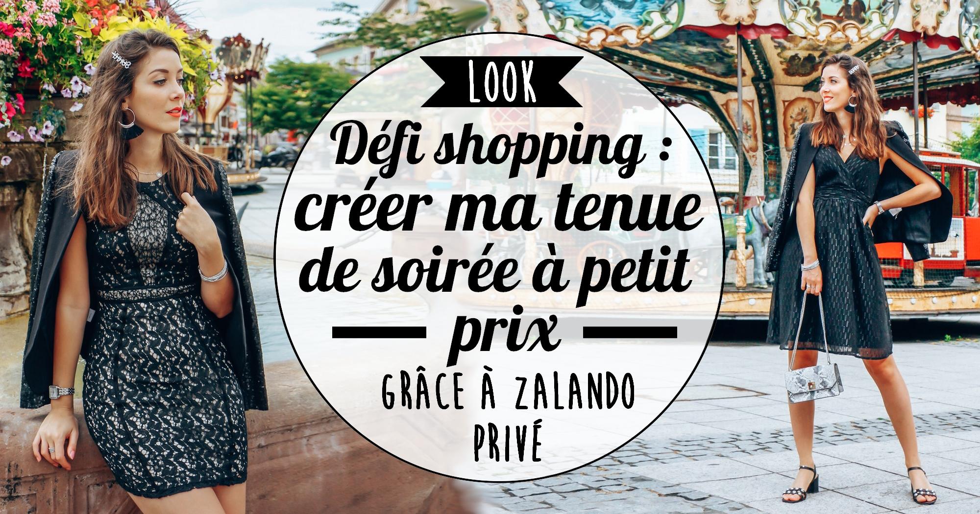 Défi shopping : j'ai testé le site Zalando privé pour créer ma tenue de soirée à petits prix