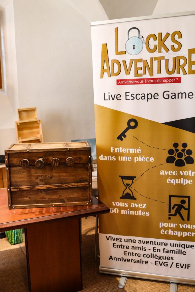 Meilleures adresses à Haguenau :  city game lock adventure
