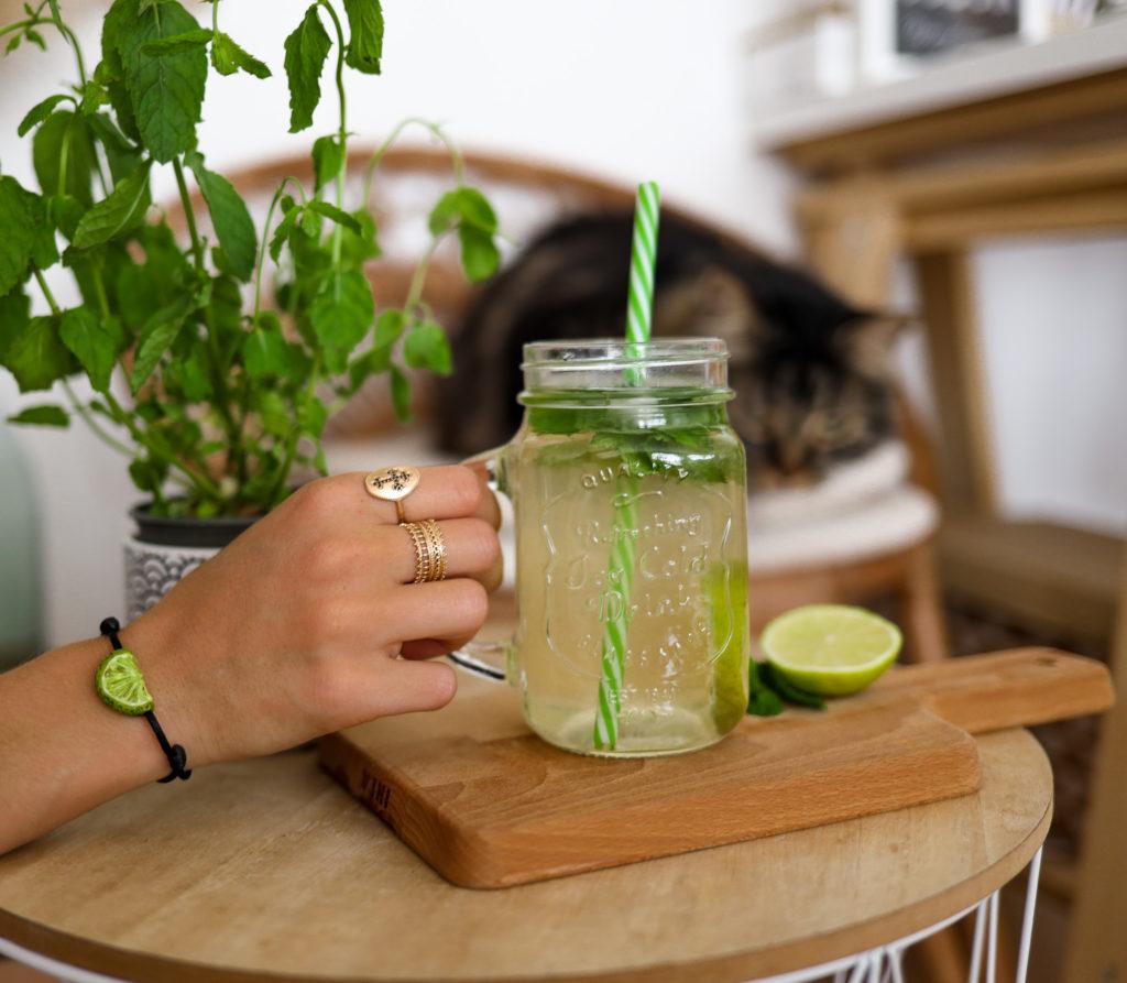 Mojitea : Ma recette facile et rapide de Mojito au thé