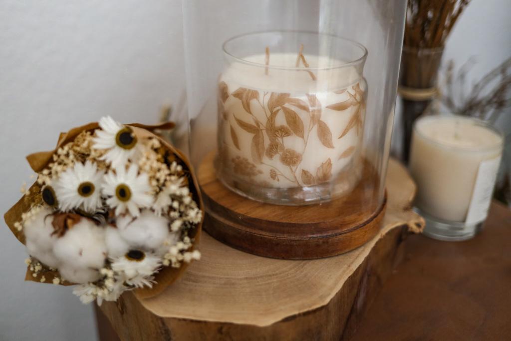 Choisir ses bougies pour éviter de polluer son air avec des produits toxiques