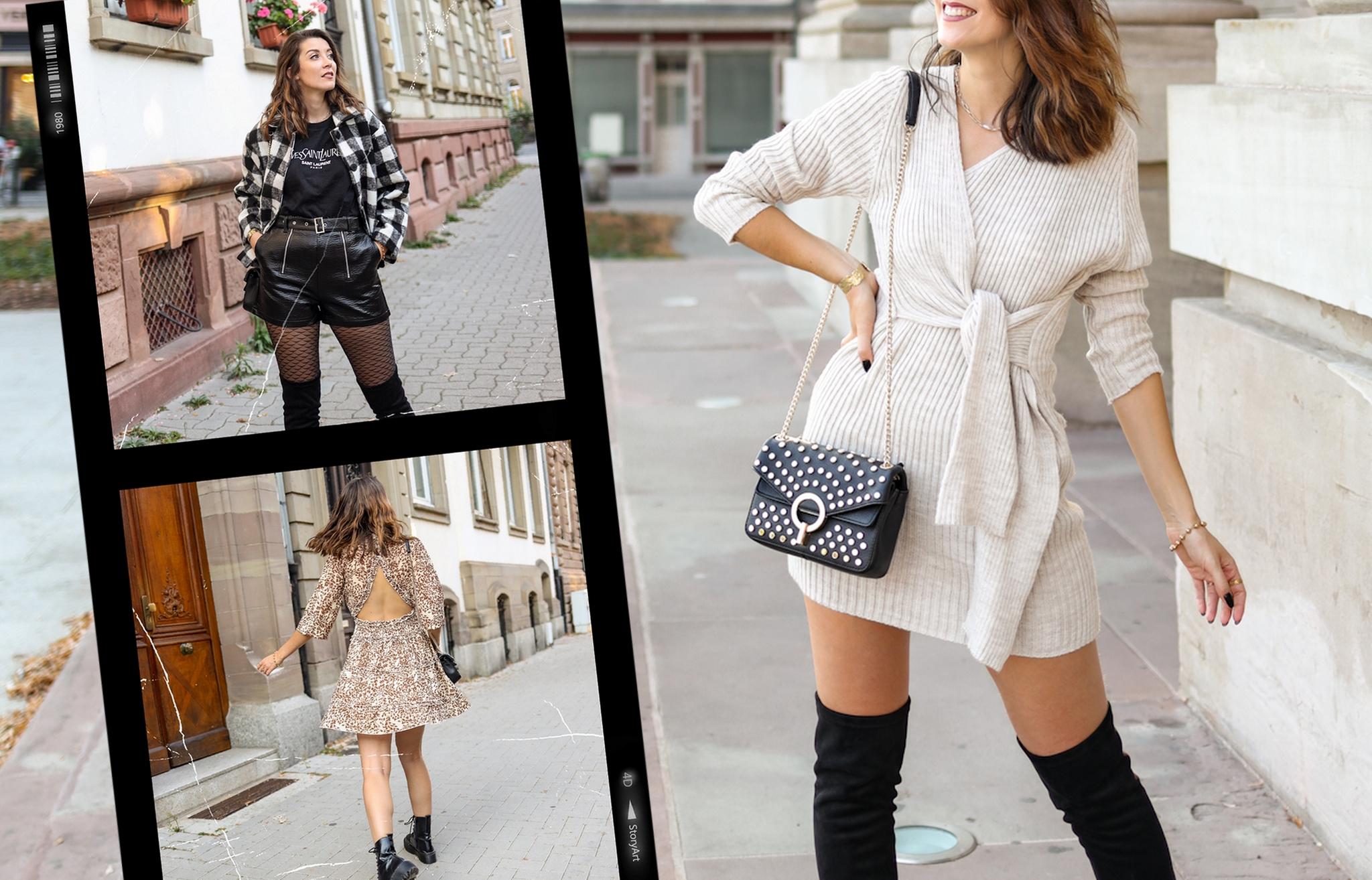 Look : 3 idées de tenues pour l'automne