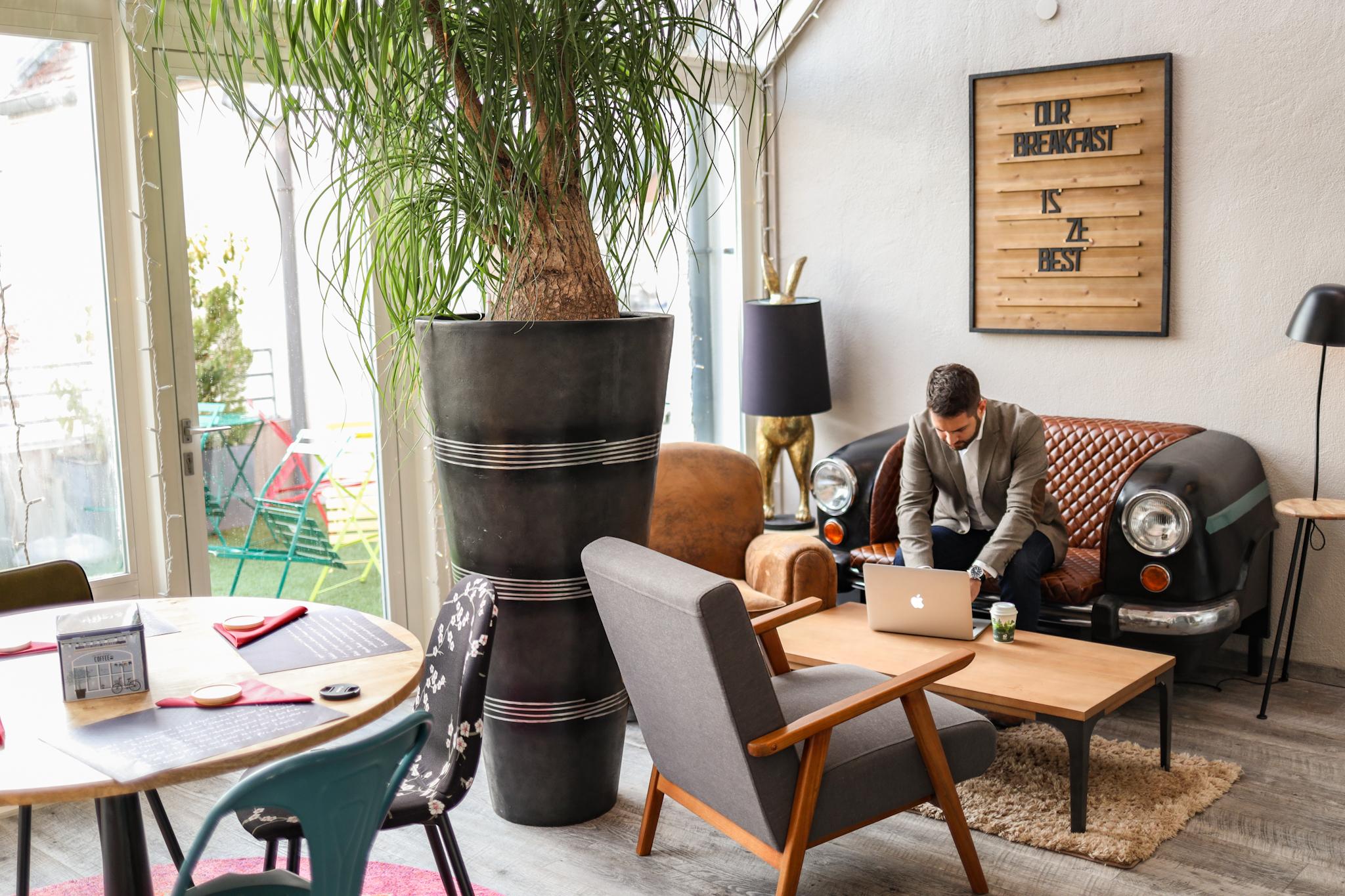 Un week-end en amoureux à Mulhouse avec l'hôtel La Maison