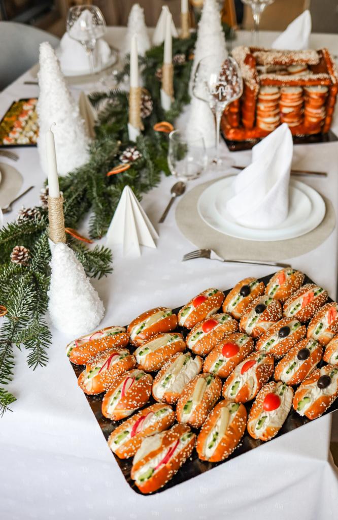 Apéritif de Noël pour une table de fête réussie Burgard