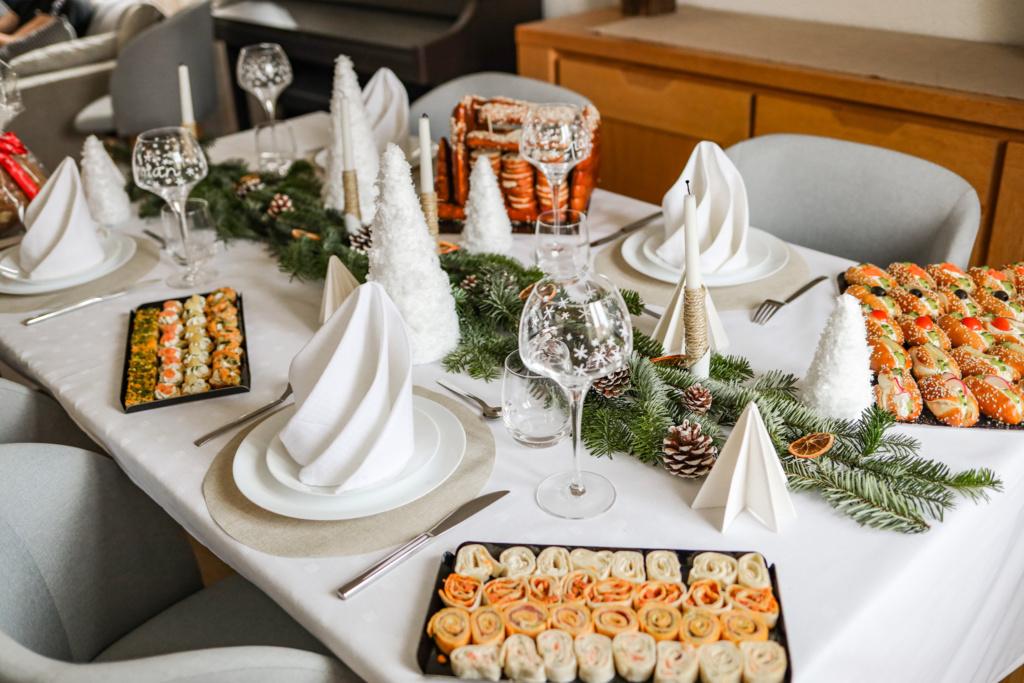 Apéritif de Noël pour une table de fête réussie Bugard