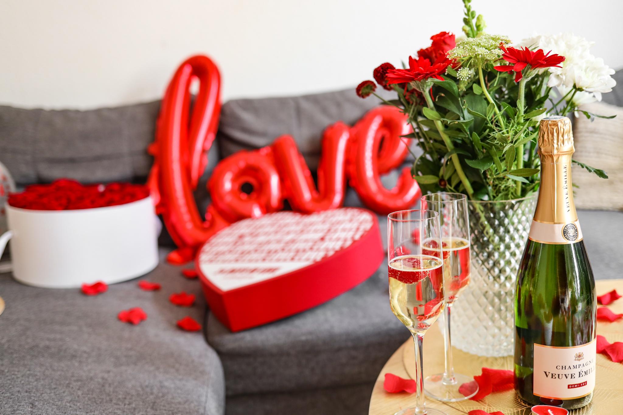 Couple : 14 idées d'activités de Saint Valentin à faire chez soi