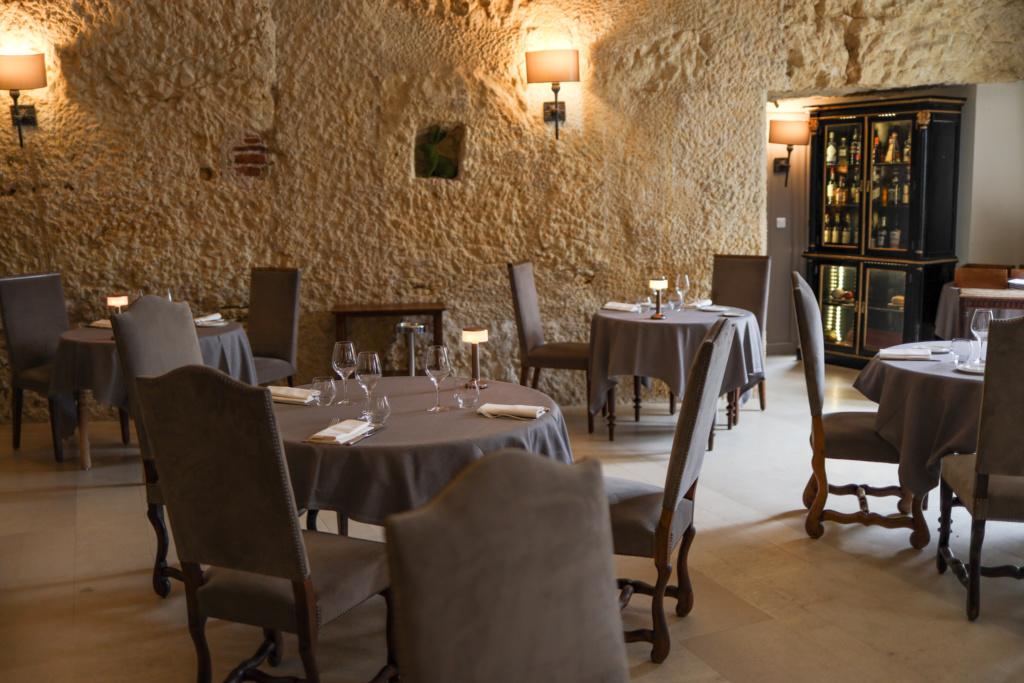 al de loire -  restaurant château de pray